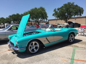Danny Dietz Foundation Classic Car Show