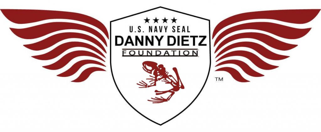 U.S. Navy SEAL Danny Dietz Foundation Official Logo
